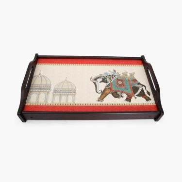 Eliana Nirvana Printed Break Fast Tray