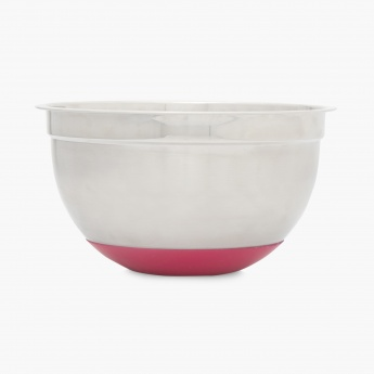 Rosemary Solid Stainless Steel Open Mixing Bowl