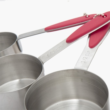 Rosemary Stainless Steel Measuring Cups