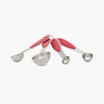 Rosemary Stainless Steel Measuring Spoons