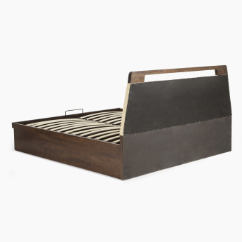 Zara Queen-Size Bed With Hydraulic Storage