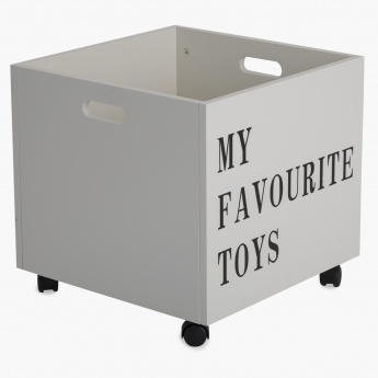 Prodigy Toy Storage Trolley