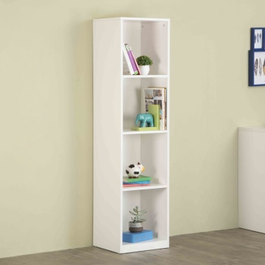 Prodigy Four Tier Book Case