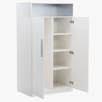 Buddy 2-Door Wardrobe