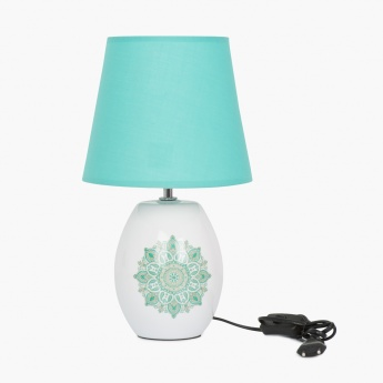 BEAM-RADIANCE Printed Round Table Lamp