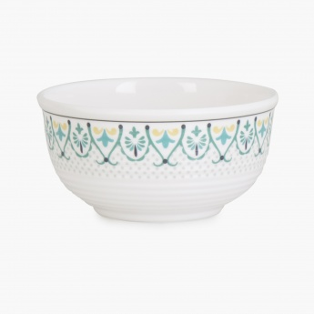 MEADOWS-ARABIAN NIGHTS Printed Melamine Veg Bowl
