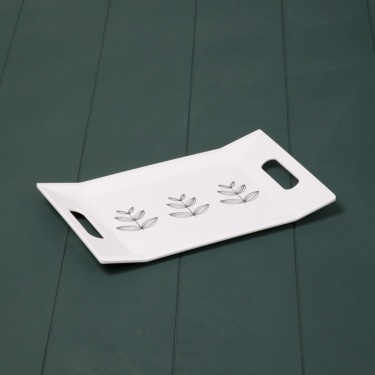 MEADOWS-NORDIC Printed Melamine Serving Tray