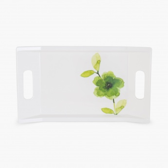 MEADOWS-TROPICAL JUNGLE Printed Melamine Serving Tray