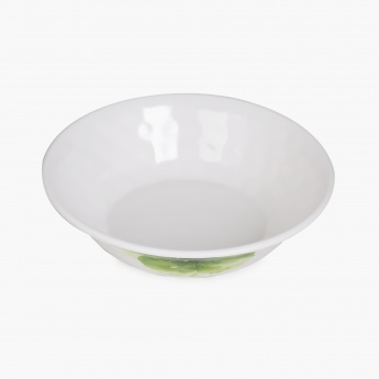 Meadows Tropical Jungle Serving Bowl