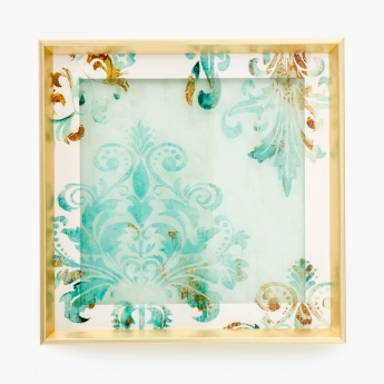 Artistry-Saskia Mirror Glass Art Photo Frame