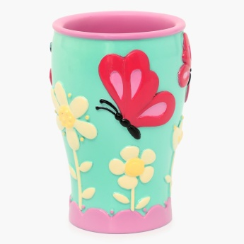 FABULOUS Three Printed  Tumbler