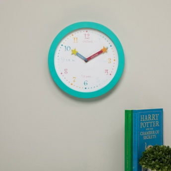 Printed Round Wall Clock
