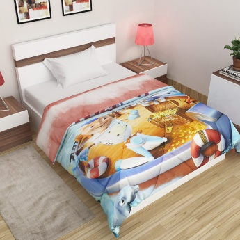 Adventure Of U-Tron Single Comforter