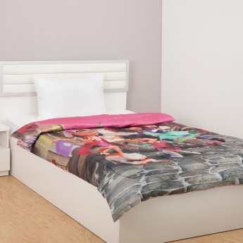 Fabulous Three Printed Single Bed Comforter