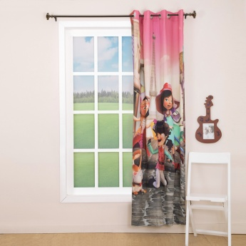 Fabulous Three Printed Door Curtain