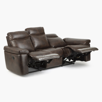 Harley Three Seater Recliner