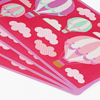 Fabulous Three Printed Placemat