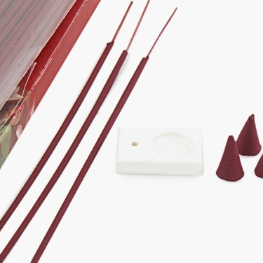 Redolence Bella Incense Sticks With Stand-Set Of 51 Pcs