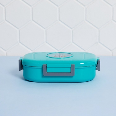 Korobka Blue Berry Rectangular Lunch Box