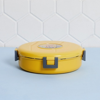 Korobka Blue Berry Round Lunch Box