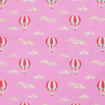Fabulous Parachute Print 3 Door Curtain