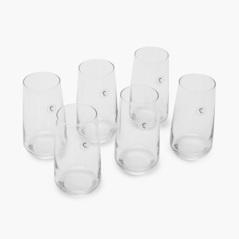 Wexford Firenze Highball Glass Set- 6 Pcs.