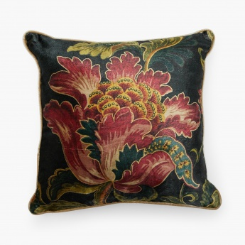 Edwardian Delight Printed Filled Cushion
