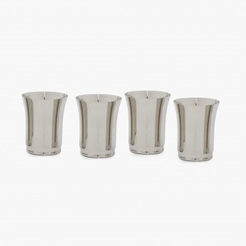 Blaze Stainless Steel Tumblers - 4Pcs.