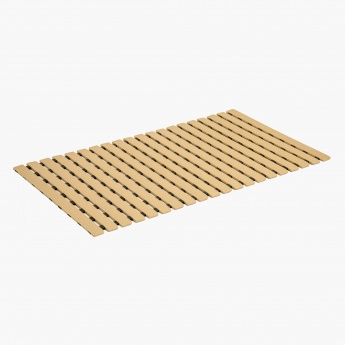 Titania Panel Textured Anti-Slip Shower Mat