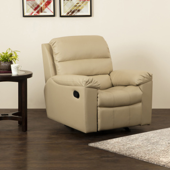 Petals Rocking Arm Chair- 1 Seater