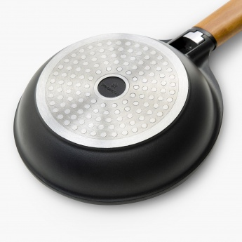 WONDERCHEF Wooden Handle Non-Stick Fry Pan