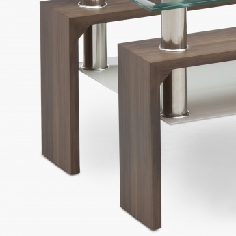 Finn Two-Tiered Coffee Table