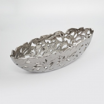 Splendid Textured Oval Bowl