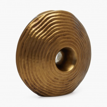 Concentric Groove Vase
