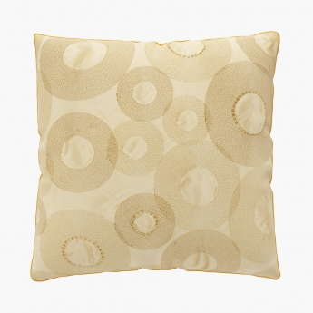 Moksha Zari Embellished Cushion Covers - Set Of 2 Pcs.