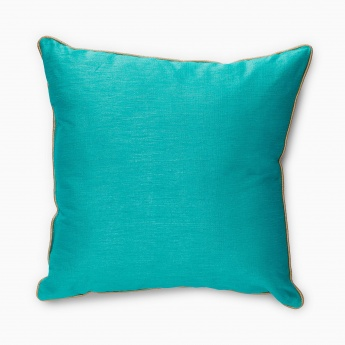 Moksha Jacquard Filled Cushion