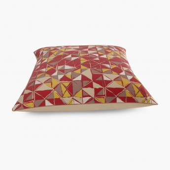 Celebration Contemporary Cushion Covers - Set Of 2 Pcs.