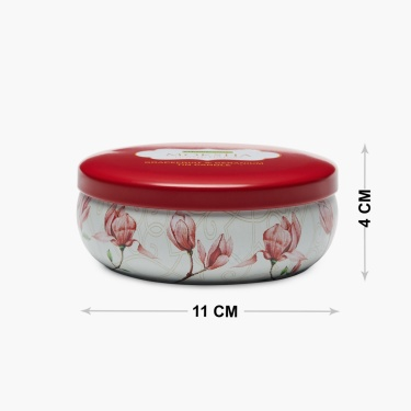 Moksha Fruity Printed Tin Candle