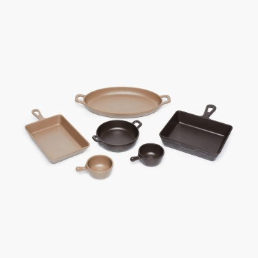Santorini-Gemina Serving Set - Set of 6 Pcs.