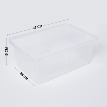 Omnia-Berkshire Polypropylene Storage Box