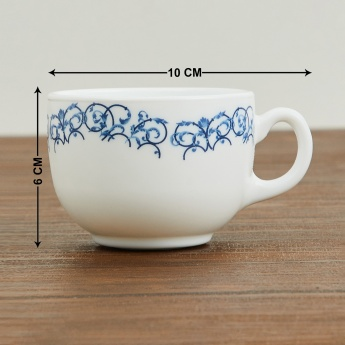 SOLITAIRE Printed Cup and Saucer Set - 12Pcs.
