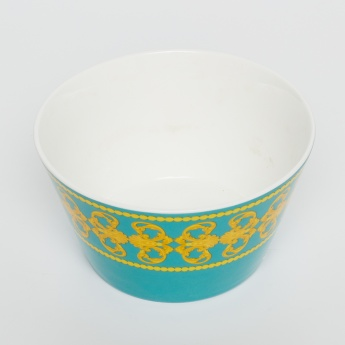 Manish Arora Printed Bone China Bowl Set-Set Of 4 Pcs.