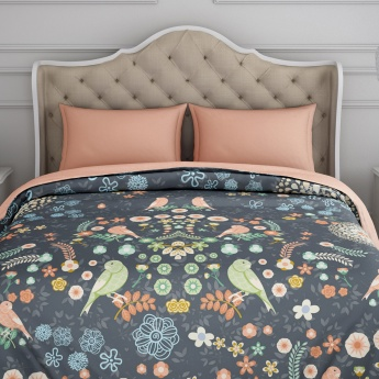 SPACES Occasions Printed Cotton Double Quilt