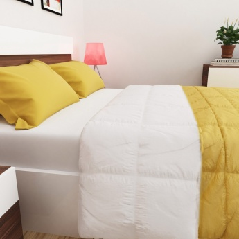 SPACES Forever Reversible Double-Bed Quilt Blanket