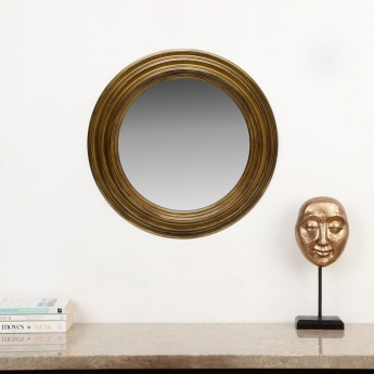 Corvus Ring Wall Mirror
