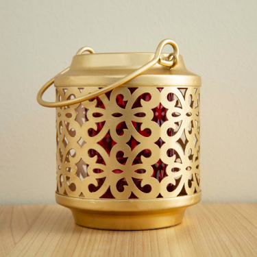 Redolance Round Hanging Votive Holder