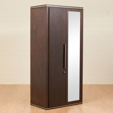 Valencia Two Door Hinged Wardrobe- 100X65 cms.