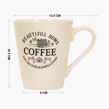 Beautiful Home Dolomite Mug
