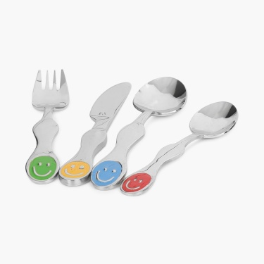 FNS Stainless Steel Cutlery Set - 4 Pcs.