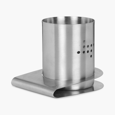 FNS Stainless Steel Cutlery Holder